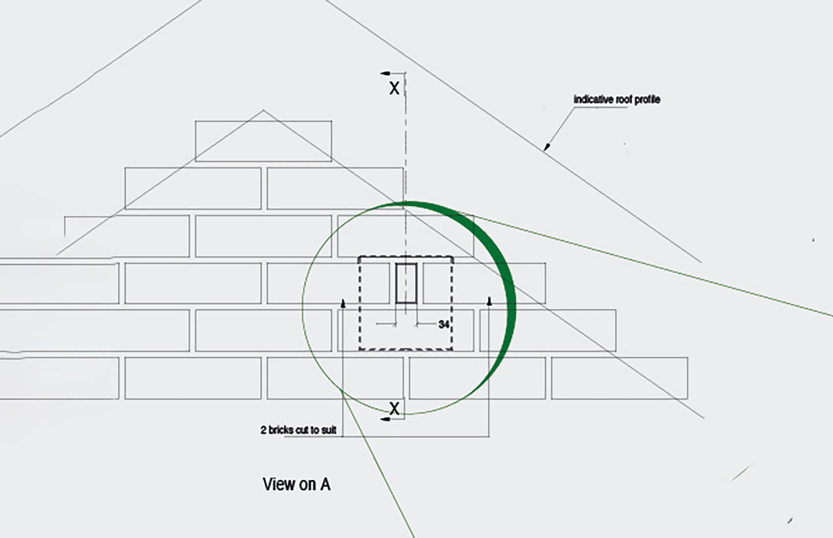 Cavity Nest Installation - Gable End