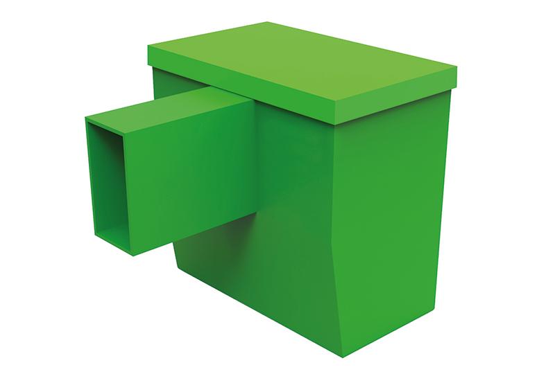 Cavity Wall Nesting Box
